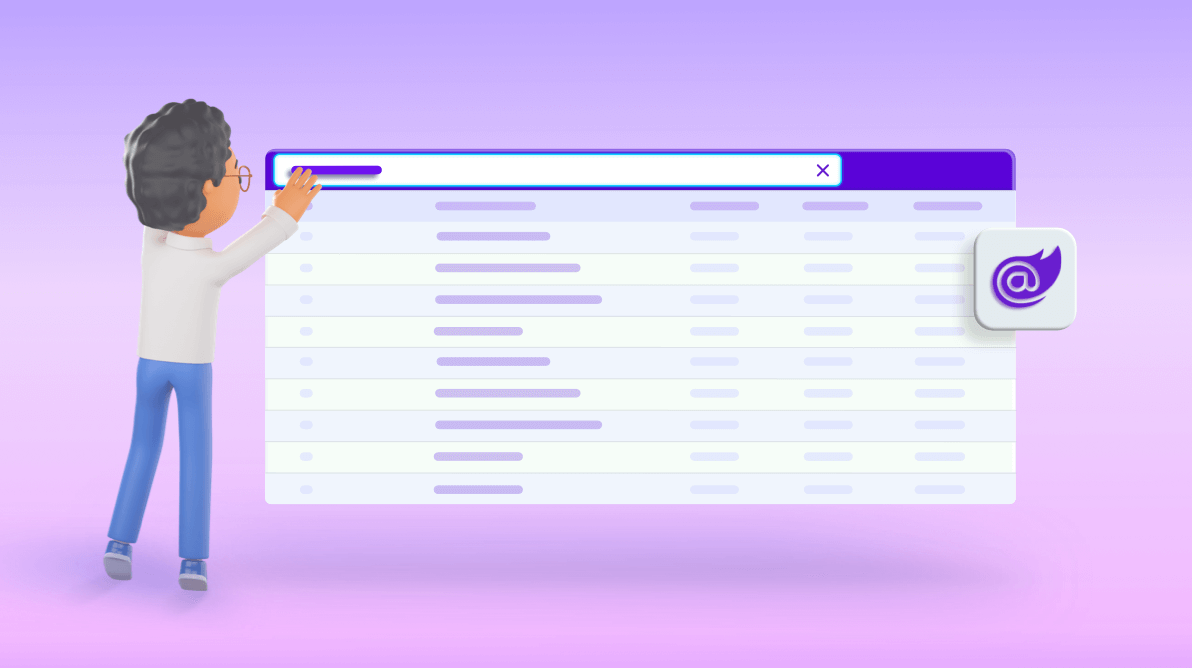 Data Entry Made Easy with Blazor Multicolumn AutoComplete