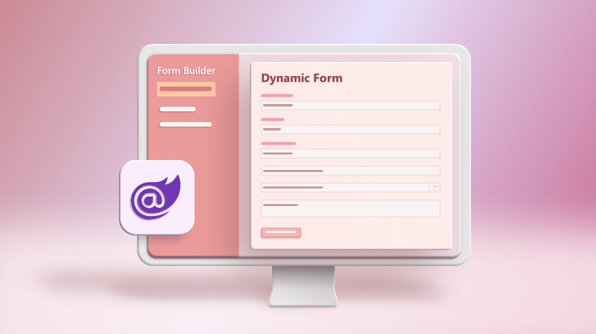 How to Create a Dynamic Form Builder in Blazor