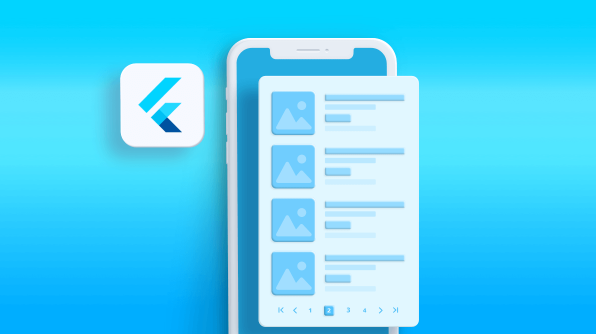 Implement Effective Pagination in the Flutter ListView in Just 4 Steps!