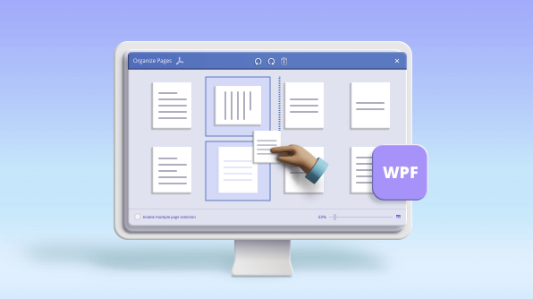Rotate, Remove, and Rearrange PDF Pages Easily with WPF PDF Viewer