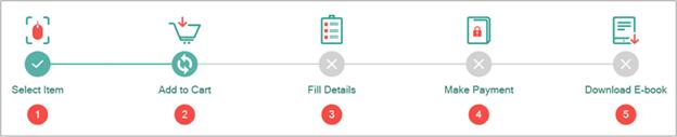 Secondary content in WPF StepProgressBar