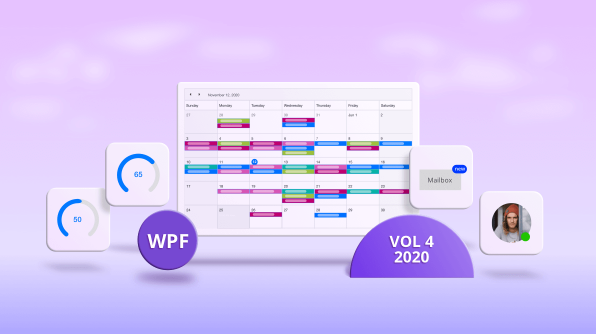 What's New in 2020 Volume 4 : WPF