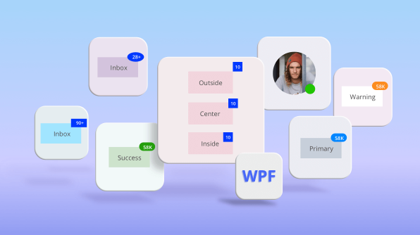Introducing New Badge Control for WPF