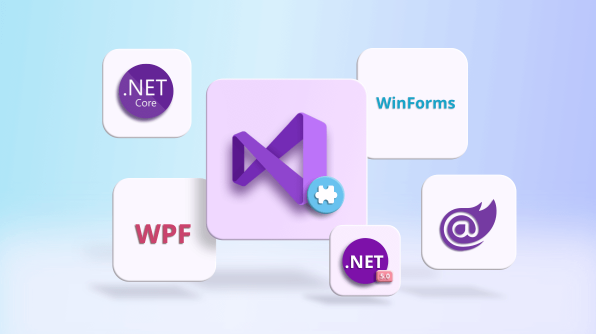 Syncfusion Visual Studio Extensions are Compatible with .NET 5.0