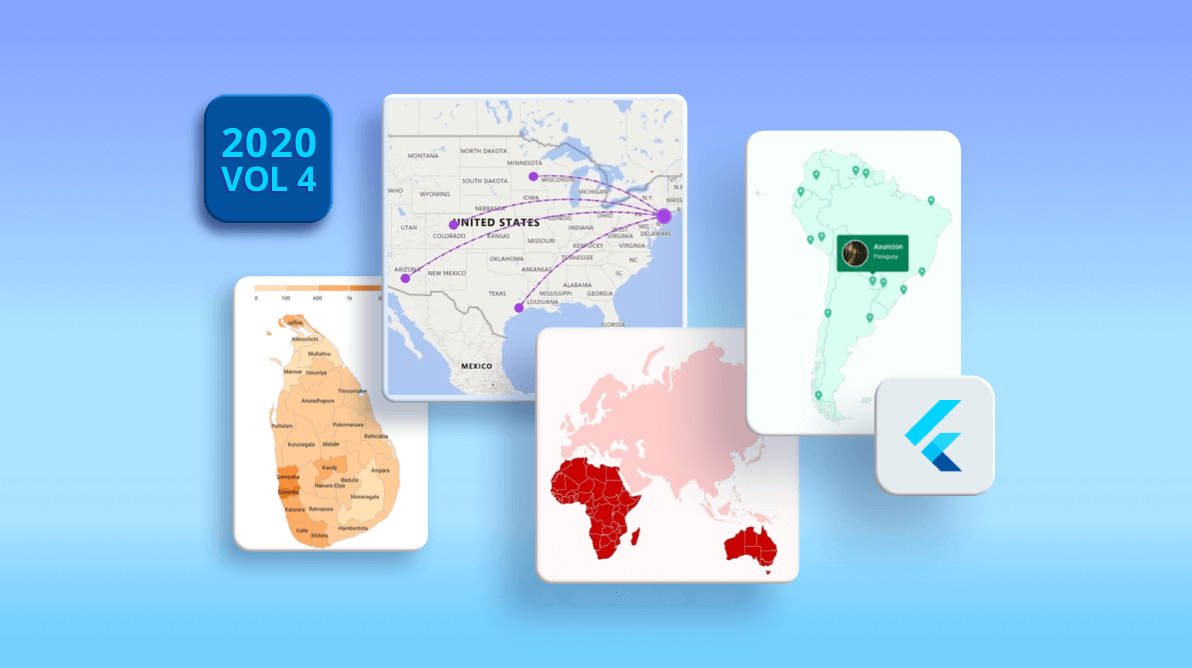 What's New in 2020 Volume 4: Flutter Maps