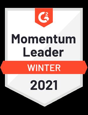 Momentum Leader—Winter 2021