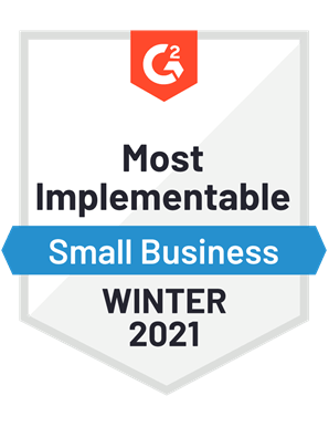 Most Implementable, Small Business—Winter 2021