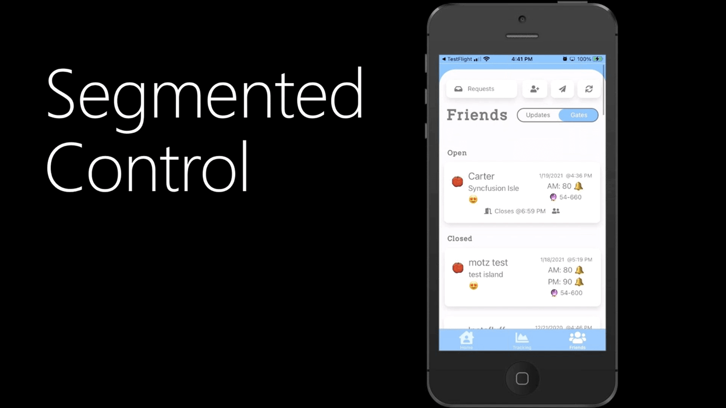 Segmented Control