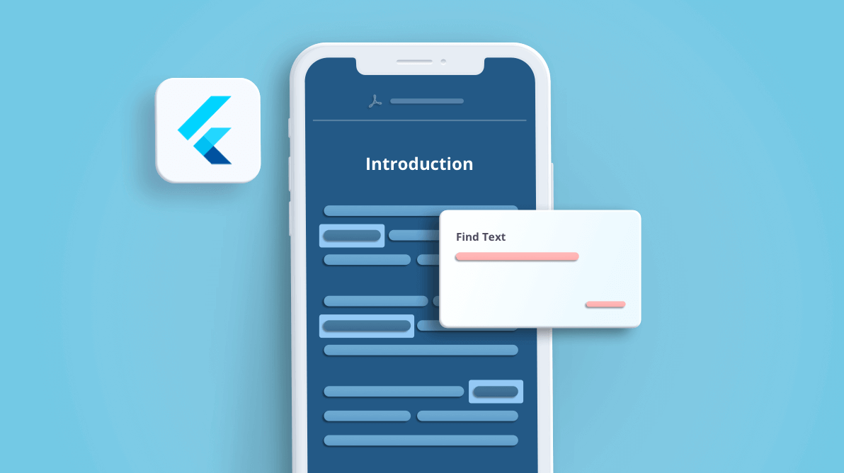 5 Easy Ways to Find Text in PDF Documents in Flutter