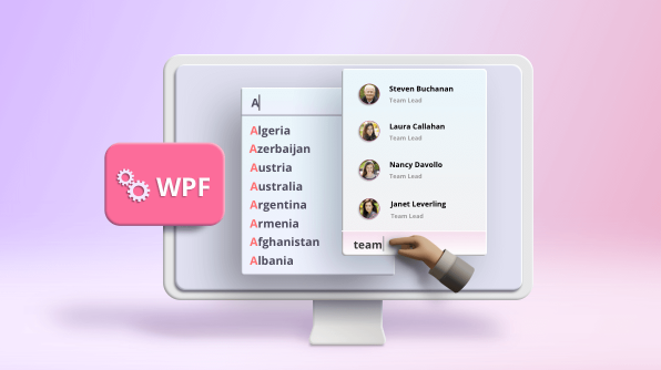 6 Incredible Features of WPF AutoComplete TextBox
