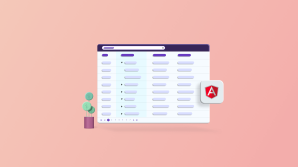 How to Customize the Angular Tree Grid by Creating Reusable Components
