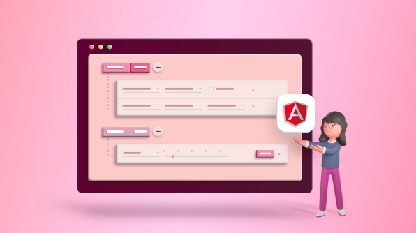 How to Customize the UI of Angular Query Builder