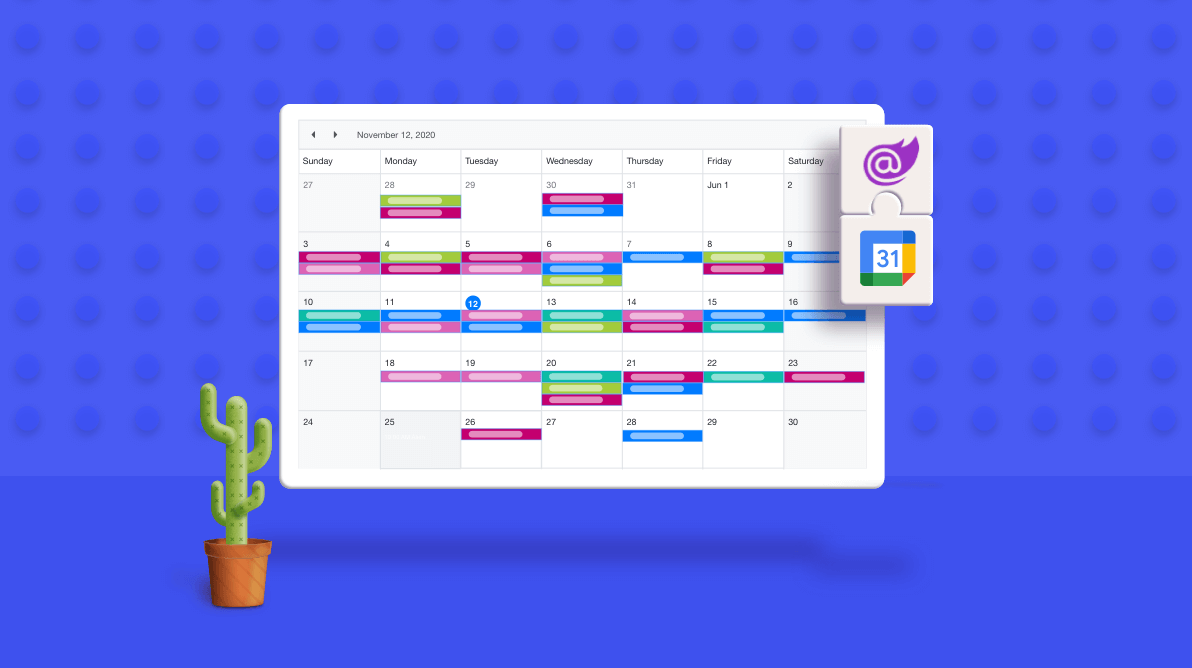How to Synchronize Google Calendar with Syncfusion Blazor Scheduler