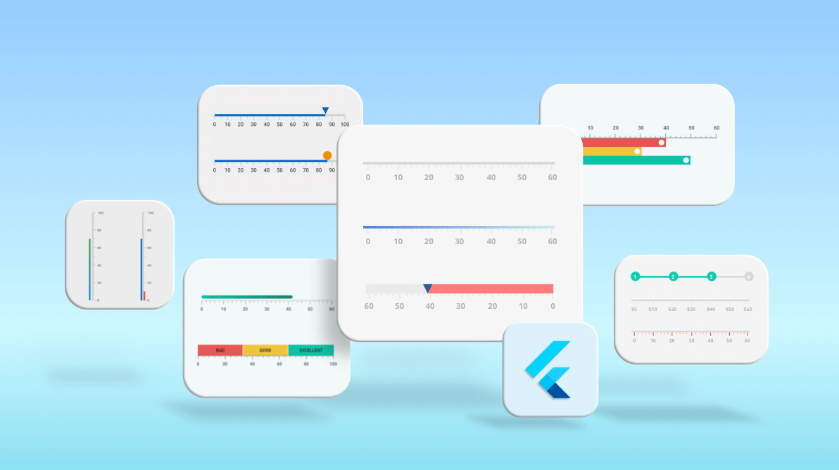 Introducing the New Flutter Linear Gauge Widget
