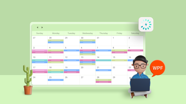 Load appointments On-demand via Web Services in WPF Scheduler