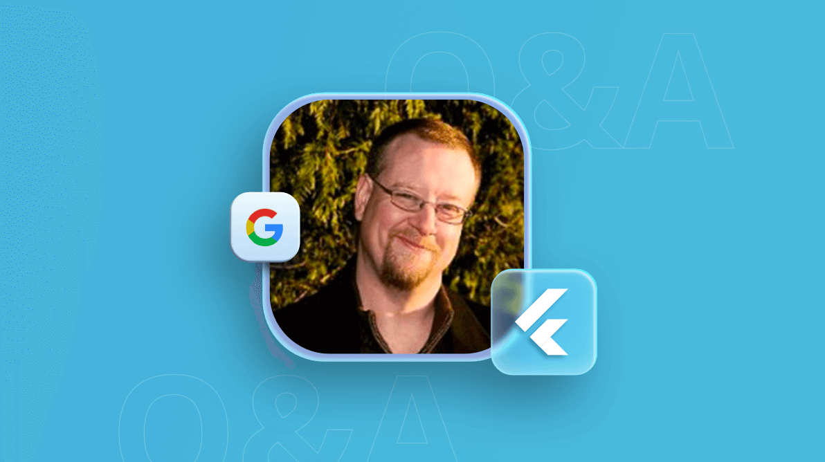 Flutter Q&A with Chris Sells, Senior Product Manager at Google on Flutter [Webinar Show Notes]