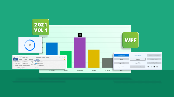 What's New in 2021 Volume 1: WPF