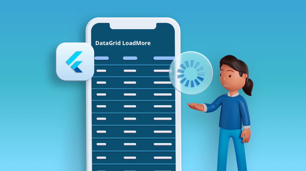 How to Perform Lazy Loading in Flutter DataGrid