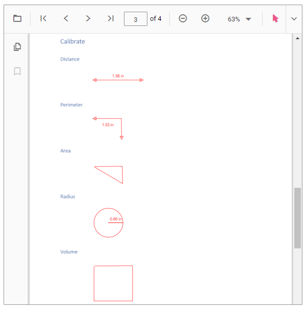Annotations in PDF Viewer