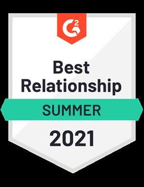 Best Relationship- Summer 2021