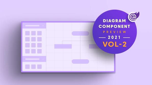 Introducing the New Native Blazor Diagram Component