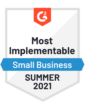Most Implementable, Small Business- Summer 2021