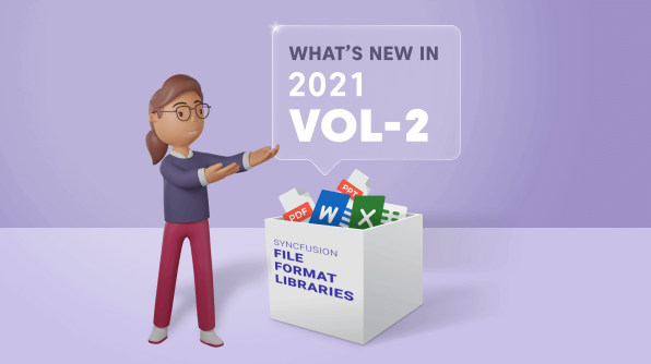 What's New in 2021 Volume 2: File- Format Libraries