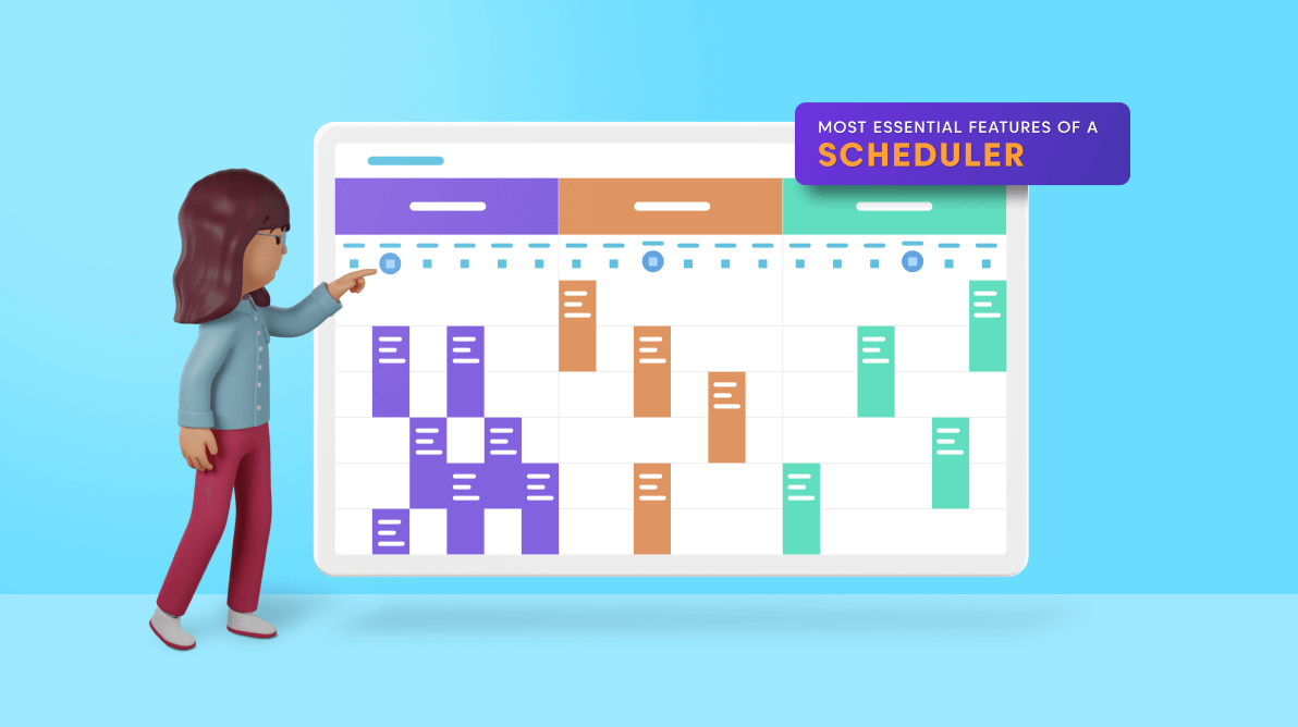 9 Most Essential Features of a Scheduler