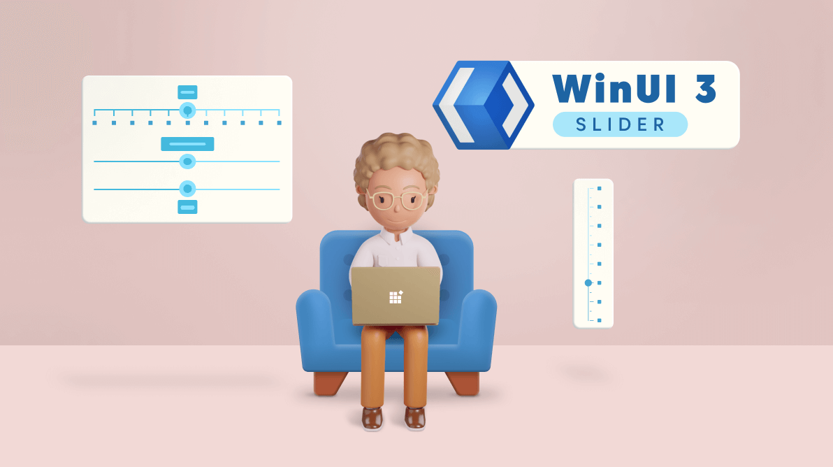 Everything You Need to Know About WinUI 3 Slider