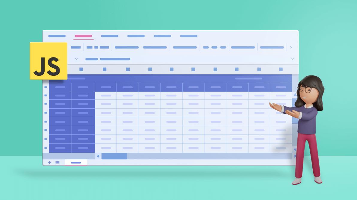 Exploring Essential JavaScript Spreadsheet Freeze Panes