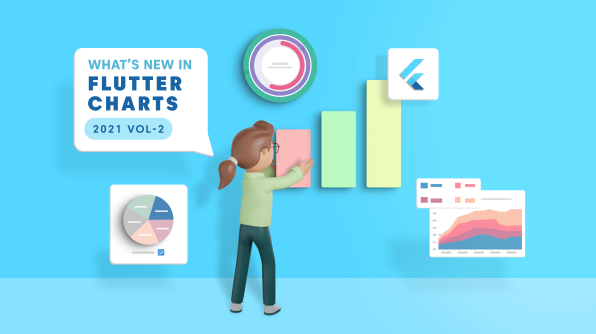 What's New in 2021 Volume 2: Flutter Charts