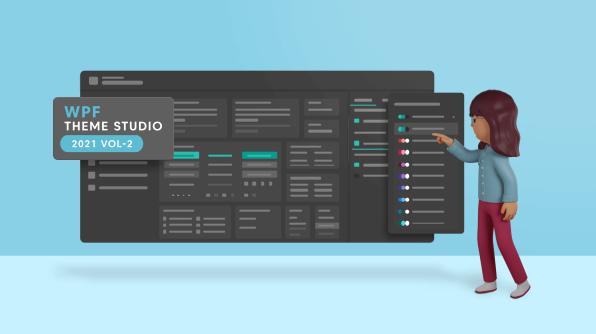 Enjoy 30+ New, Elegant Palettes in WPF Theme Studio