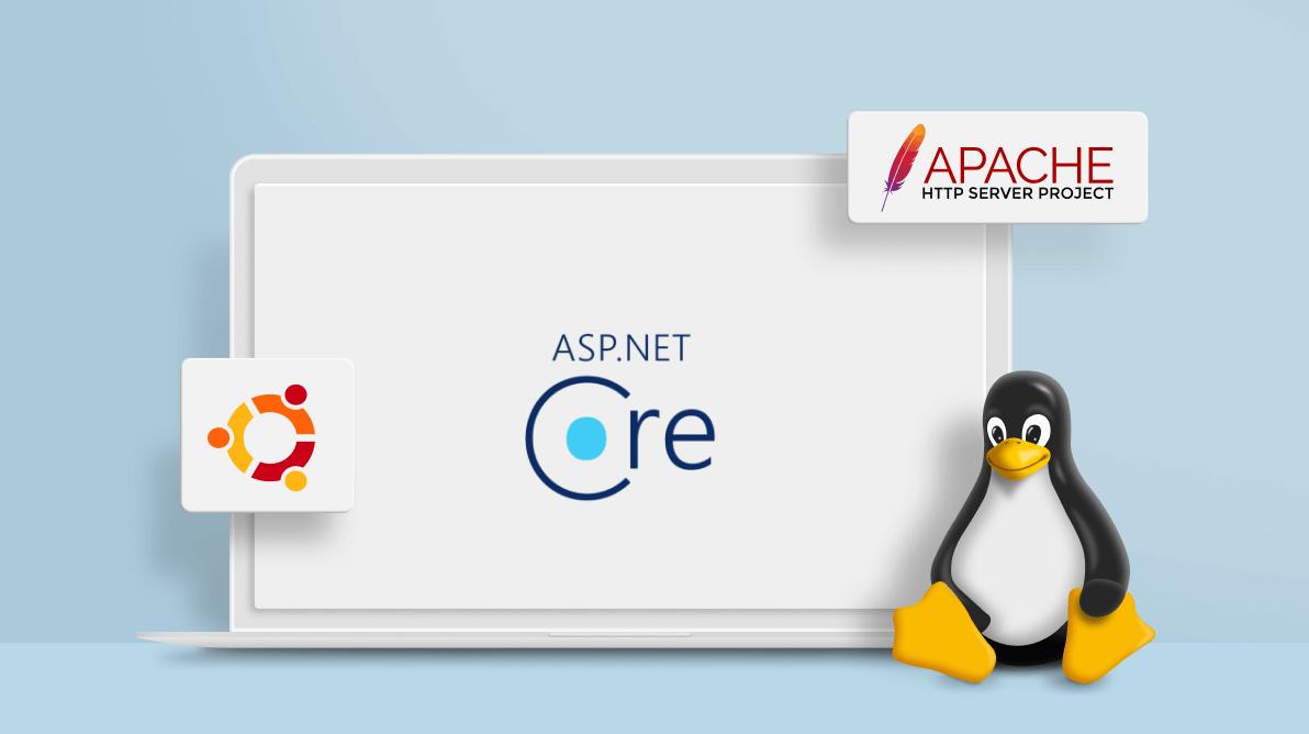 Hosting Multiple ASP.NET Core App in Ubuntu Linux Server Using Apache