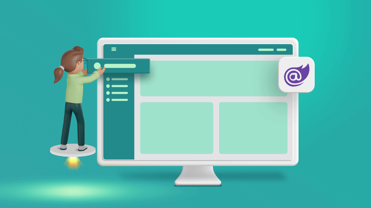5 Reasons Why You Should Replace the Default Navigation Bar with Syncfusion's Blazor Sidebar