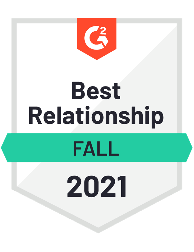 Best Relationship Fall 2021