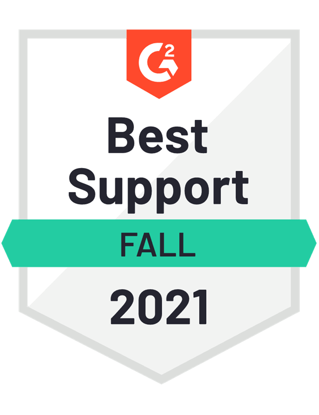 Best Support Fall 2021