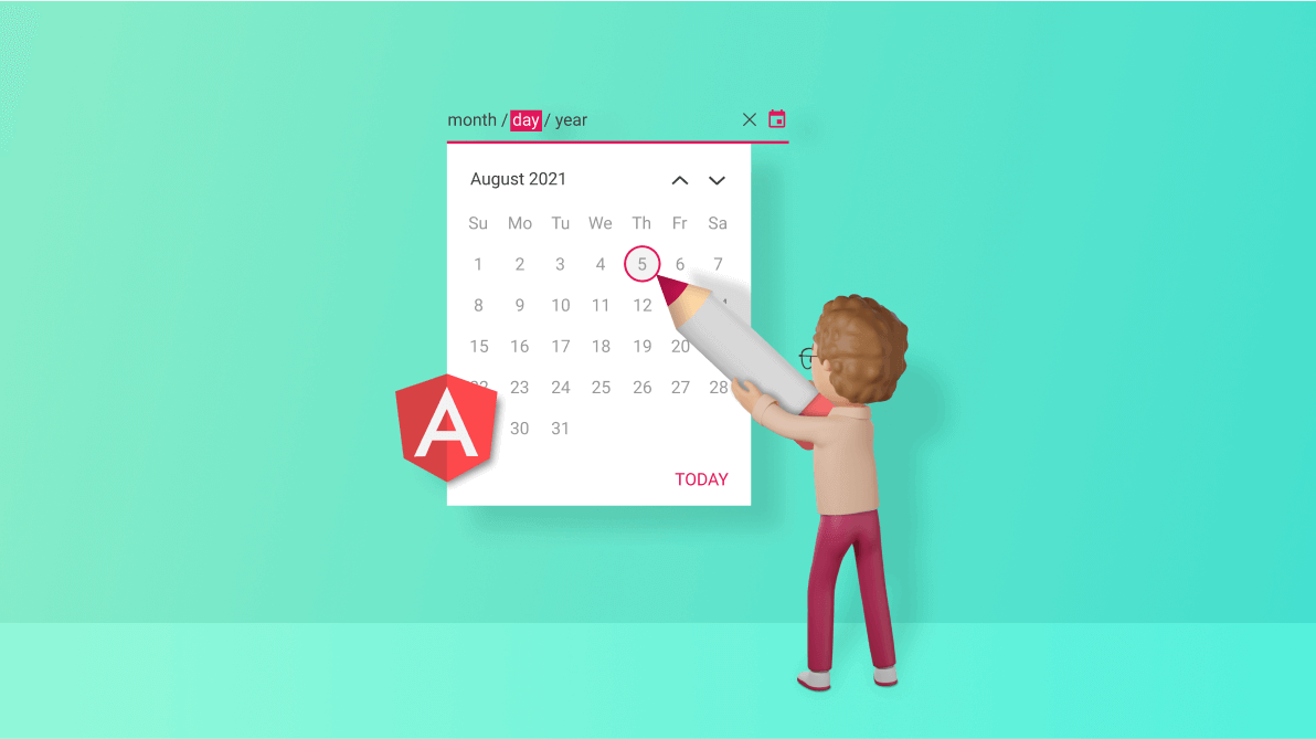 Entering Invalid Dates Is Not Possible Anymore in Angular Apps
