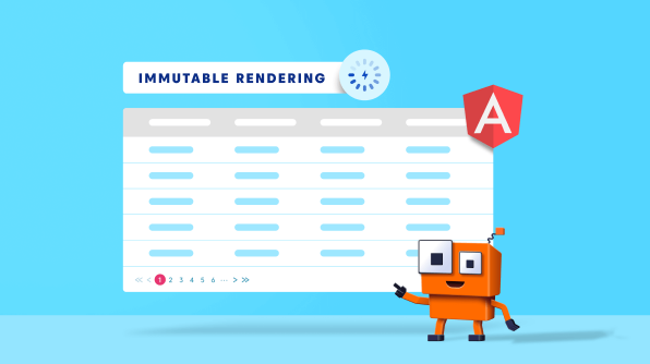 How to Update Data Without Rerendering an Entire Grid in Angular