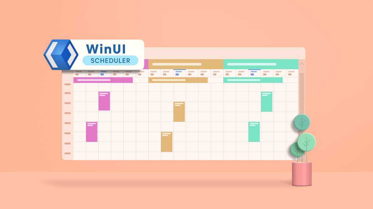 WinUI Scheduler: A Smart Tool to Handle Appointments in a Hospital