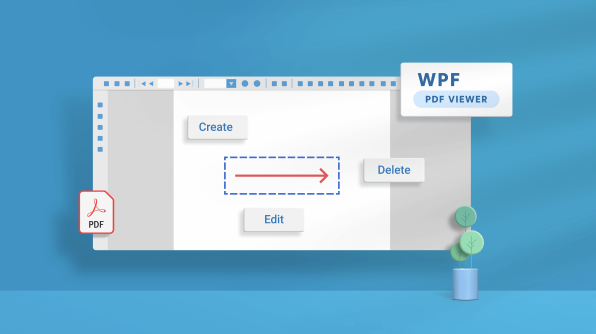 Create, Edit, and Delete Arrows Shapes in PDF Files with Ease in WPF