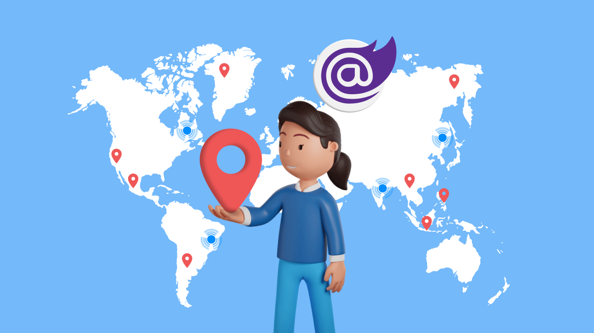 Easily Visualize Online Maps in Blazor Application