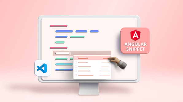 Introducing Syncfusion Angular Code Snippets for Visual Studio Code