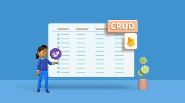 Performing CRUD Operations Using Google Firebase and Blazor [Webinar Show Notes]
