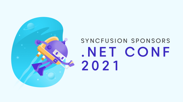 Syncfusion Sponsors .NET Conf 2021