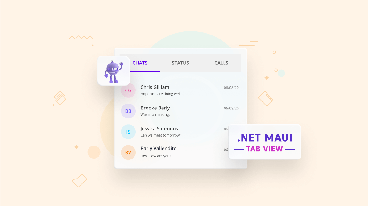 The All-New .NET MAUI Tab View Control Is Here