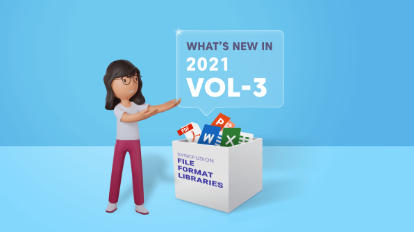 What's New in 2021 Volume 3: File- Format Libraries
