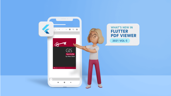 What's New in 2021 Volume 3: Flutter PDF Viewer