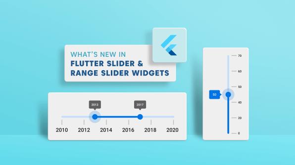 What's New in Flutter Slider and Range Slider: 2021 Volume 3