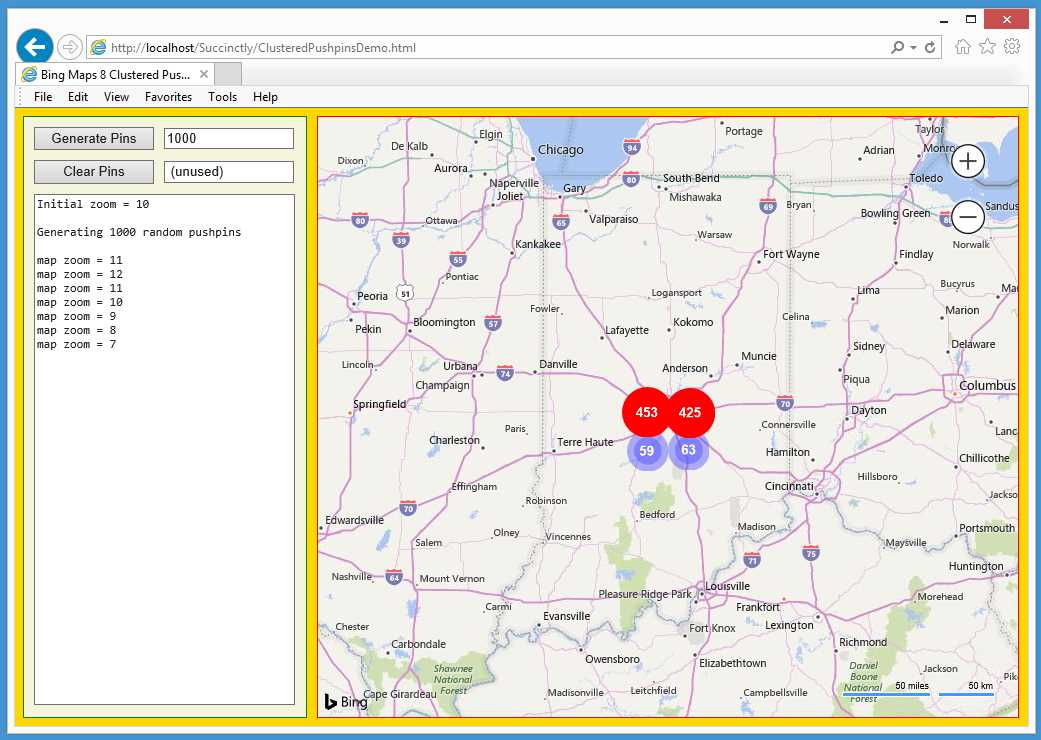 Ebook - Chapter 4 of Bing Maps V8