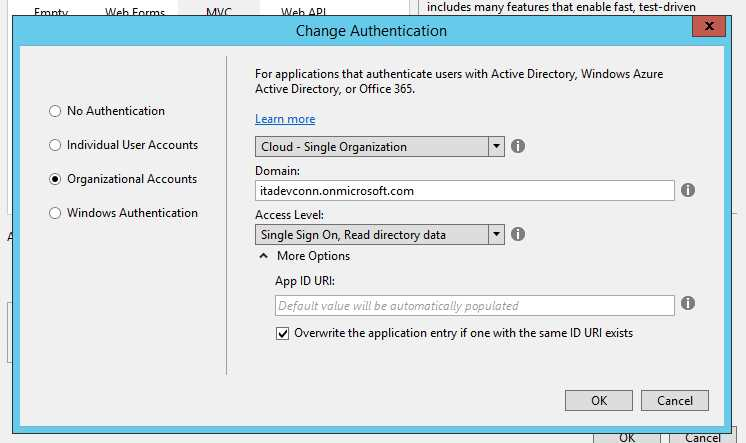 Ebook - Chapter 7 of Directory Enabled Applications